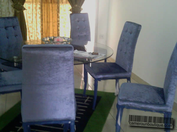 Appartement meubl 2 chambres f3 douala bonapriso m t o for Appartement meuble a douala