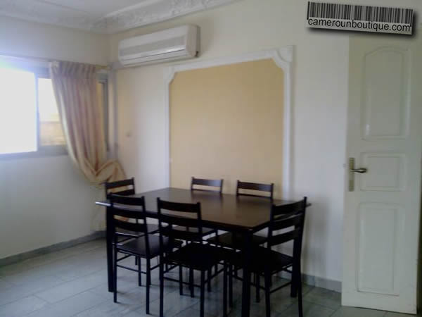 Appartement meubl 3 chambres f4 louer douala for Appartement meuble douala