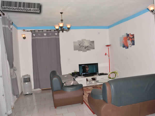 Appartement meubl f3 awae monti cameroun for Appartement meuble a yaounde cameroun