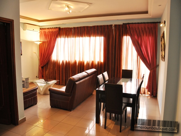 Appartement meubl louer douala akwa for Appartement meuble a louer a douala cameroun