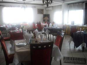 Salle de banquets à Douala Bessengué