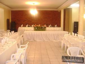 Salle de banquet à louer à Yaoundé