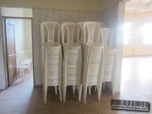 Salle banquet mariage à Yaoundé Nsam efoulan