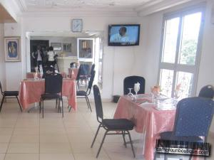 Salle restaurant à Yaoundé Nsam efoulan
