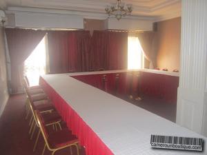 Location salle réunion conférence Yaoundé Ekoumdoum