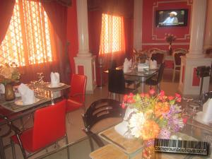 Location salle restaurant Yaoundé Ekoumdoum