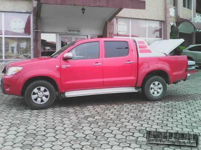 Location Toyota Hilux à Douala 70.000FCFA/J
