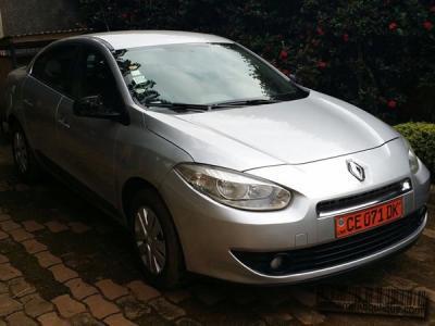 Location voiture Renault Fluence