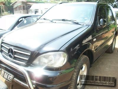 Location Voiture Mercedes ML 270 CDI à Yaoundé