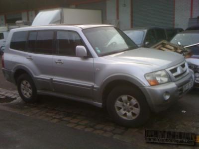 Location Voiture Mitsubishi Pajero à Douala