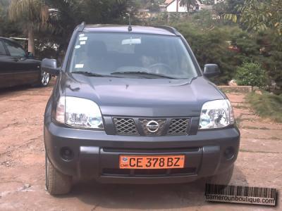 Location Nissan XTrail à Douala