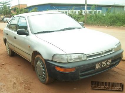 Taxi course Toyota XL à Yaoundé Aéroport
