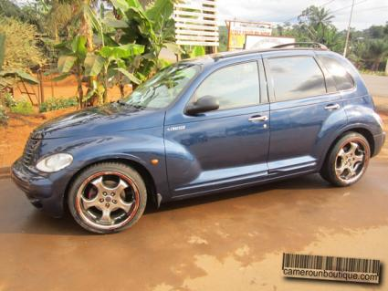 Location Voiture Chrysler PT Cruiser à Yaoundé