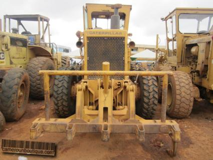 Location Engin Niveuleuse Caterpillar 140G