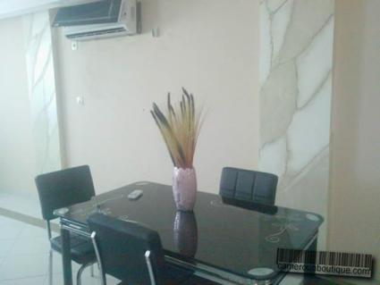 Appartement meublé F3 2 chambres Douala Bonapriso