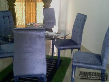 Appartement meublé 2 chambres F3 à Douala Bonapriso Météo