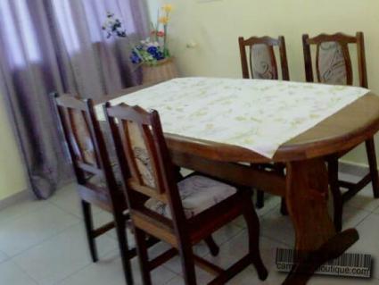 Appartement meublé 3 chambres F4 à louer à Douala Bonamoussadi