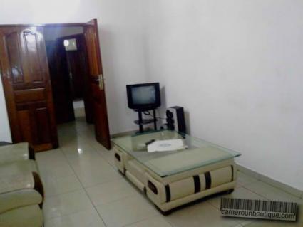 Appartement meublé 2 chambres F3 à louer à Douala Bonamoussadi