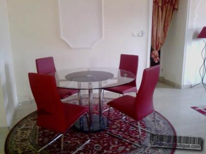 Appartement meublé F3 à louer à Douala Bonapriso