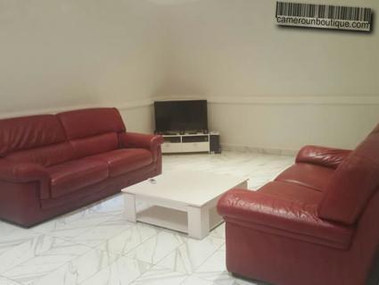 Studio meublé F2 Yaoundé Biteng 1 chambre