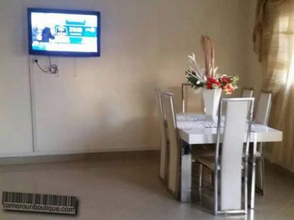 Appartement meublé 2 chambres Bonamoussadi Douala