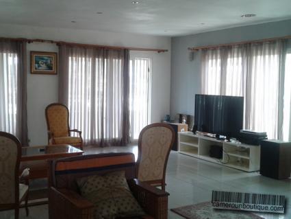 Appartement Meublé à Omnisport Yaoundé