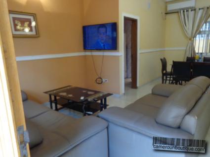 Location appartement meublé 2 chambres à Mimboman Yaoundé