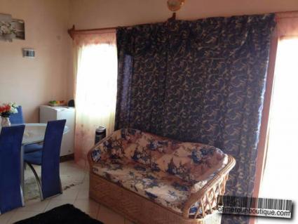 Appartement meublé 1 chambre F2 à louer à Yaoundé Ngousso Transformateur