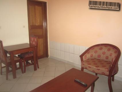 Appartement meublé F2 Cité Verte Yaoundé