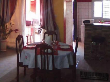 Villa meublée F3 Douala Bonapriso