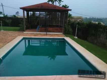 Villa meublée avec piscine Odza Terminus Yaoundé