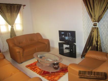 Appartement meublé 2 chambres F3 à Yaoundé Odza Gendarmerie