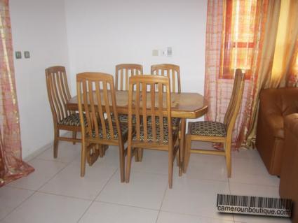 Appartement meublé 3 chambres F4 à louer à Yaoundé Tropicana Odza