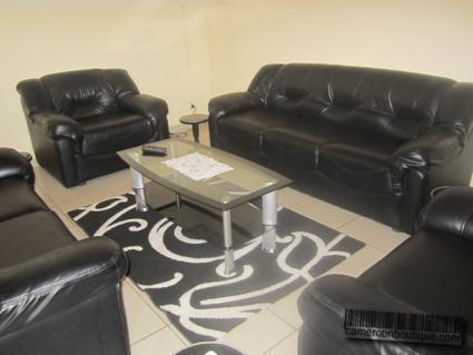 Studio meublé 1 chambre F2 à louer à Douala Bonapriso