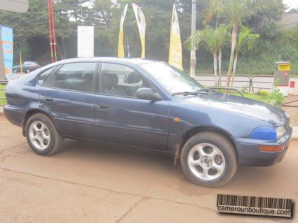 Voiture Toyota 107 Climatisée à louer à Yaoundé