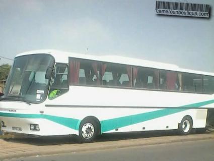 Location Bus Bova Climatisé 55 Places à Douala