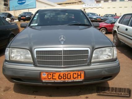 Location Voiture Mercedes 200 C Yaoundé