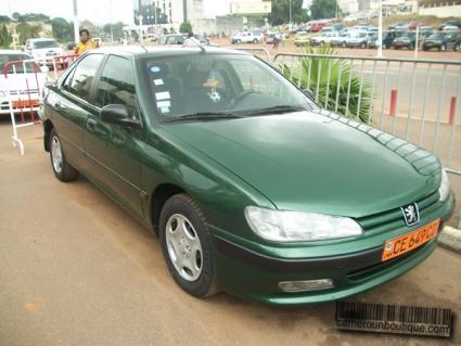 Location Peugeot 406 à Yaoundé