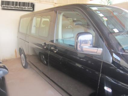 Location Voiture Volks Wagen Minibus à Yaoundé