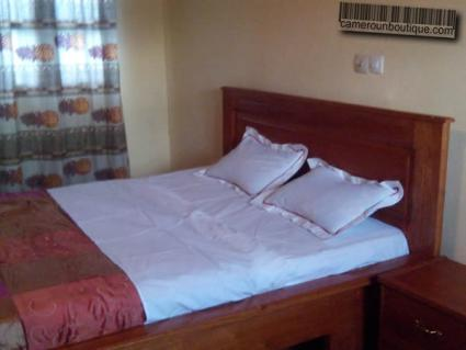 Studio meublé 1 chambre à louer Yaoundé Nkoabang