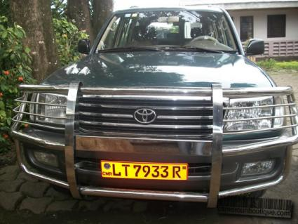 Location Toyota Land Cruiser VIP à Douala
