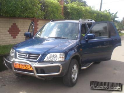Location voiture Honda CRV 4X4 à Douala