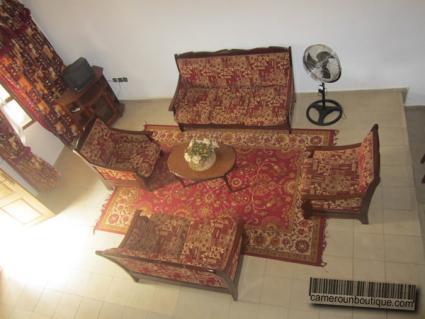 Salon studio meublé à Odza Yaoundé
