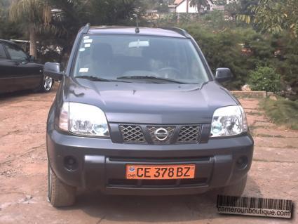 Location Nissan XTrail à louer à Douala